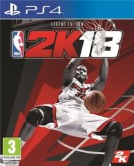 NBA 2K18 - Legend Edition (PS4)