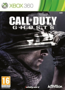 call of duty: ghosts (XBOX360) -
