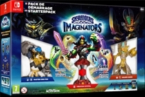 Skylanders Imaginators - starter pack (SWITCH) -