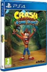 Crash Bandicoot N.Sane trilogy (PS4) - Sony Playstation 4