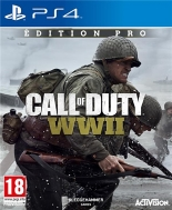 call of duty : world war II - Edition Pro (PS4) - Sony Playstation 4