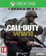 call of duty : world war II - Edition Pro (XBOXONE) - Microsoft Xbox One