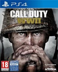 call of duty : world war II (PS4)