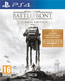 Star Wars Battlefront - ultimate edition (PS4) -