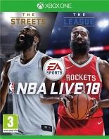 NBA Live 18 - The One Edition (XBOXONE) - Microsoft Xbox One