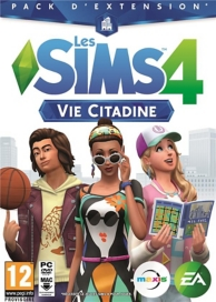 les Sims 4 - vie citadine (extension) (PC)