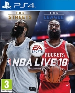 NBA Live 18 - The One Edition (PS4) - Sony Playstation 4