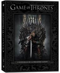 coffret game of thrones, saison 1