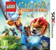 Lego legends of Chima : le voyage de Laval (3DS)