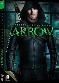 coffret arrow, saison 1