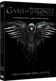 coffret game of thrones, saison 4
