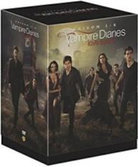 coffret intégrale vampire diaries, saisons 1 à 6