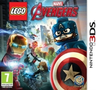 Lego Marvel's Avengers (3DS)