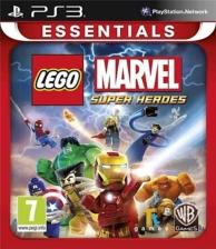 Lego Marvel super heroes - Essentials (PS3)