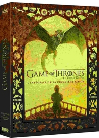 coffret game of thrones, saison 5
