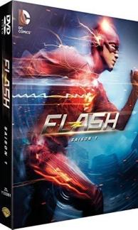 coffret flash, saison 1