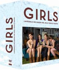 coffret girls, saison 1 à 4