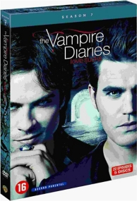 coffret the vampire diaries, saison 7