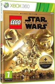 Lego Star Wars : le réveil de la force - édition deluxe (XBOX360)