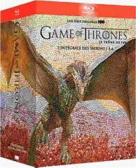 coffret game of thrones, saisons 1 à 6