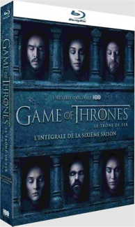 coffret game of thrones, saison 6