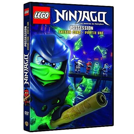 Lego ninjago saison 5 vol 1 dvd dvd espace - Ninjago saison 7 ...