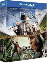 coffret Pan ; Jack et le chasseur de géants -