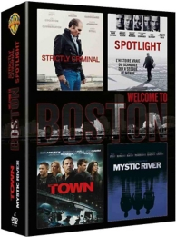 coffret welcome to Boston 4 films