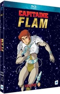 capitaine Flam, saison 1, vol. 2, épisodes 17 à 32