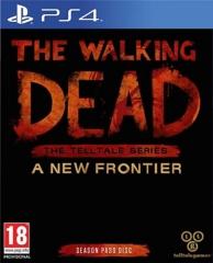 the walking dead - the Telltale series : une nouvelle frontière (PS4)