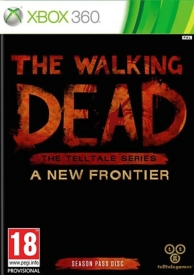 the walking dead - the Telltale series : une nouvelle frontière (XBOX360)