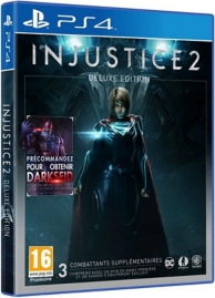 injustice 2 - deluxe édition (PS4)