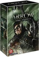 coffret arrow, saisons 1 à 4