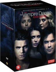 coffret the vampire diaries, saisons 1 à 7