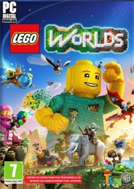 Lego worlds - standard edition (PC)