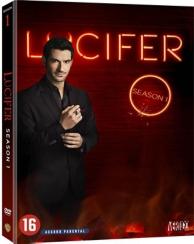 coffret Lucifer, saison 1
