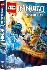 coffret Lego ninjago : les pirates du ciel, saison 6