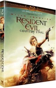 resident evil 6 : chapitre final