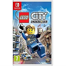 lego city undercover switch action espace culturel e leclerc. Black Bedroom Furniture Sets. Home Design Ideas