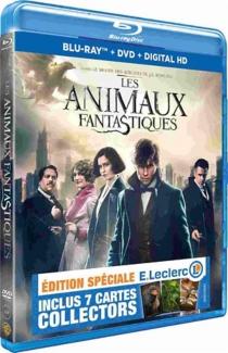 les animaux fantastiques Leclerc + cartes collector - édition speciale E.Leclerc - DavidYates