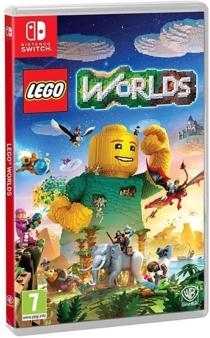 Lego worlds - standard edition (SWITCH) -