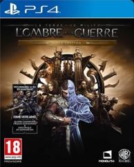 la Terre du Milieu : l'ombre de la guerre - gold edition (PS4)