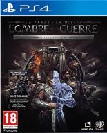 la Terre du Milieu : l'ombre de la guerre - silver edition (PS4) - Sony Playstation 4