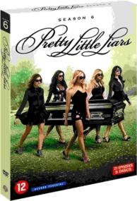 coffret pretty little liars, saison 6