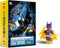Lego Batman + figurine Batgirl : édition spéciale E.Leclerc - ChrisMcKay