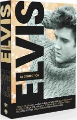 coffret Elvis 8 films -
