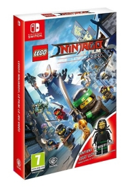 Lego Ninjago, le film : le jeu vidéo - édition day one (SWITCH)