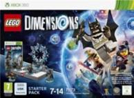 LEGO Dimensions - pack de démarrage (XBOX360)