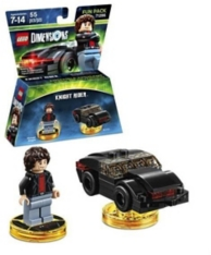 LEGO Dimensions pack héros  Knight Rider
