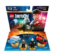 LEGO dimensions - pack équipe - Harry Potter